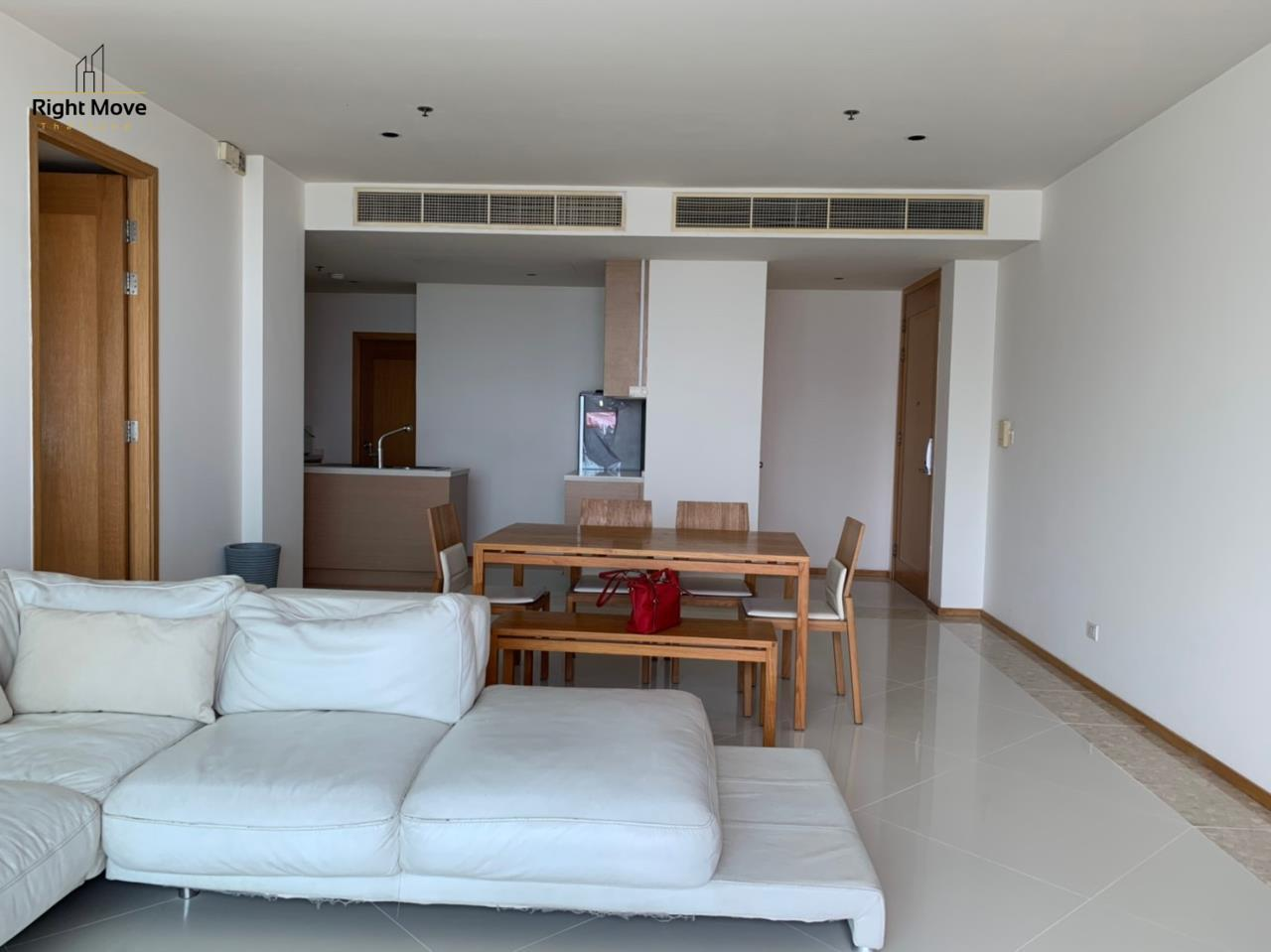 Right Move Thailand Agency's CA6617 Emprice Place For Rent 55,000 THB 2 Bedrooms 100 Sqm  3