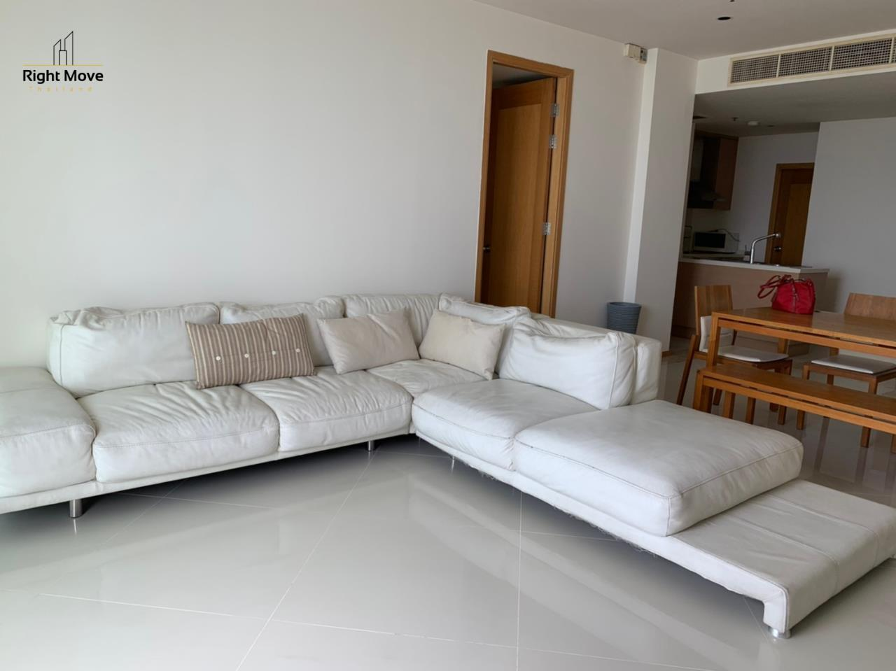 Right Move Thailand Agency's CA6617 Emprice Place For Rent 55,000 THB 2 Bedrooms 100 Sqm  4