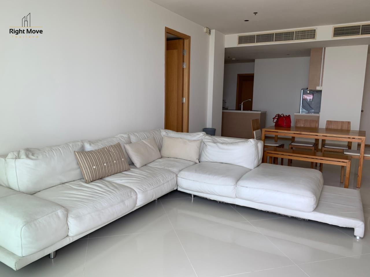 Right Move Thailand Agency's CA6617 Emprice Place For Rent 55,000 THB 2 Bedrooms 100 Sqm  5