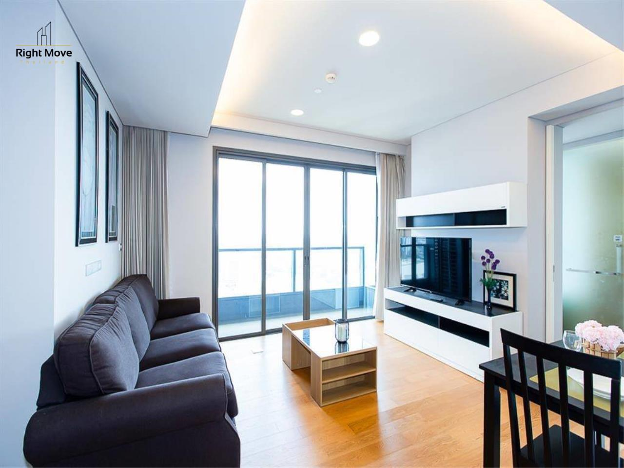 Right Move Thailand Agency's CA6668 The Lumpini 24 For Rent 60,000 THB  2 Bedrooms 55 Sqm  3
