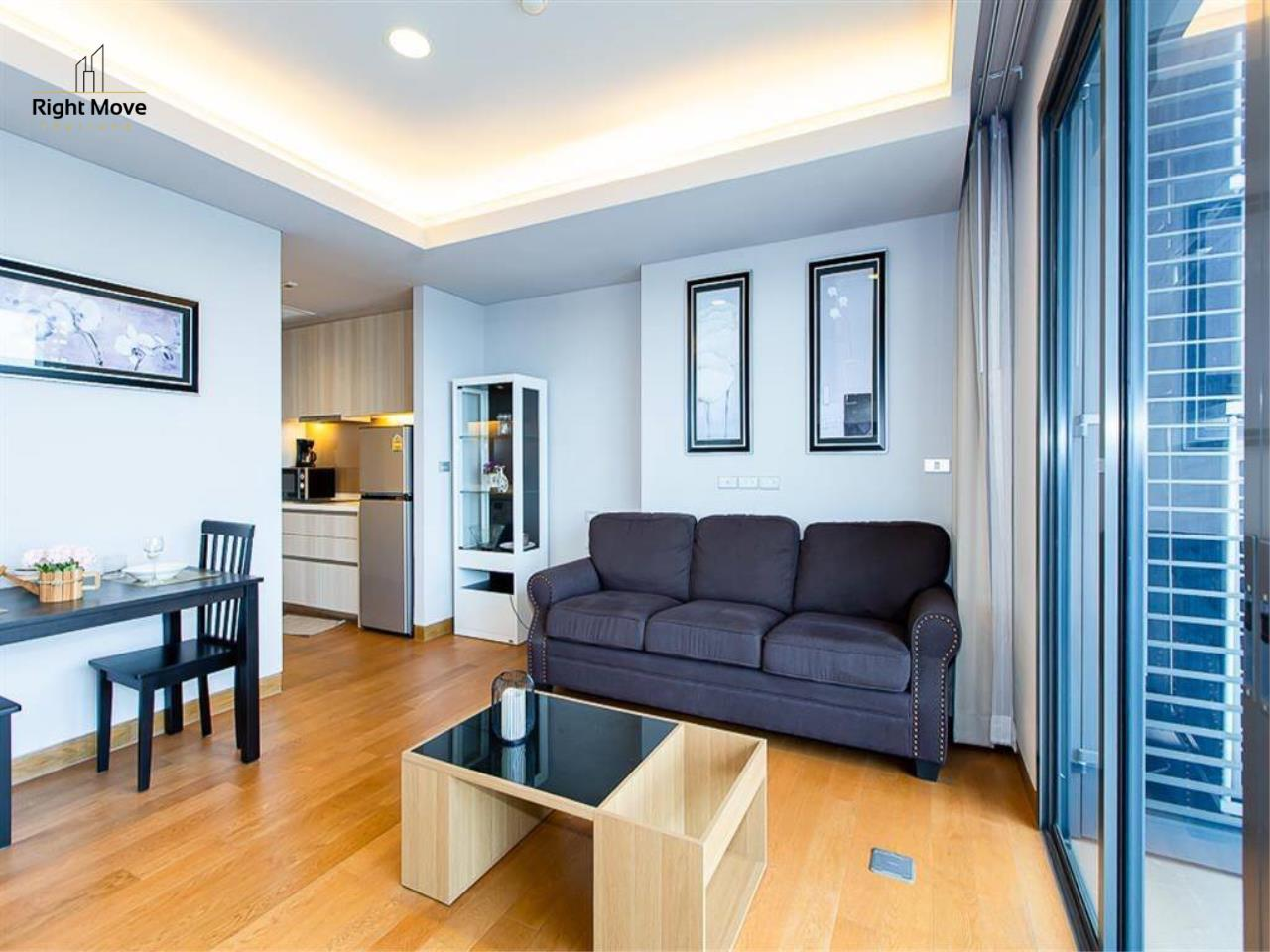 Right Move Thailand Agency's CA6668 The Lumpini 24 For Rent 60,000 THB  2 Bedrooms 55 Sqm  1