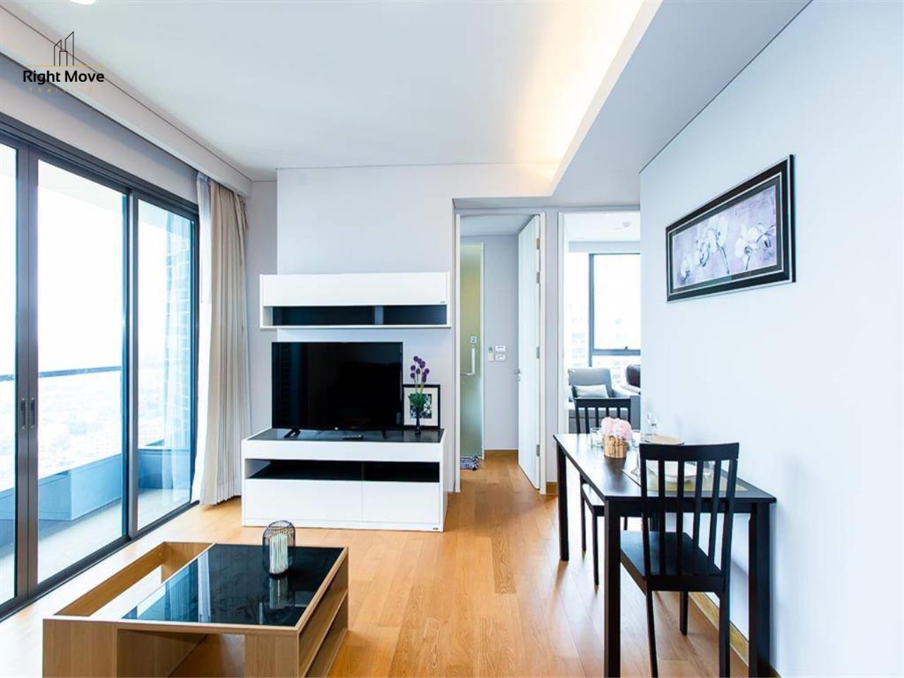 Right Move Thailand Agency's CA6668 The Lumpini 24 For Rent 60,000 THB  2 Bedrooms 55 Sqm  4