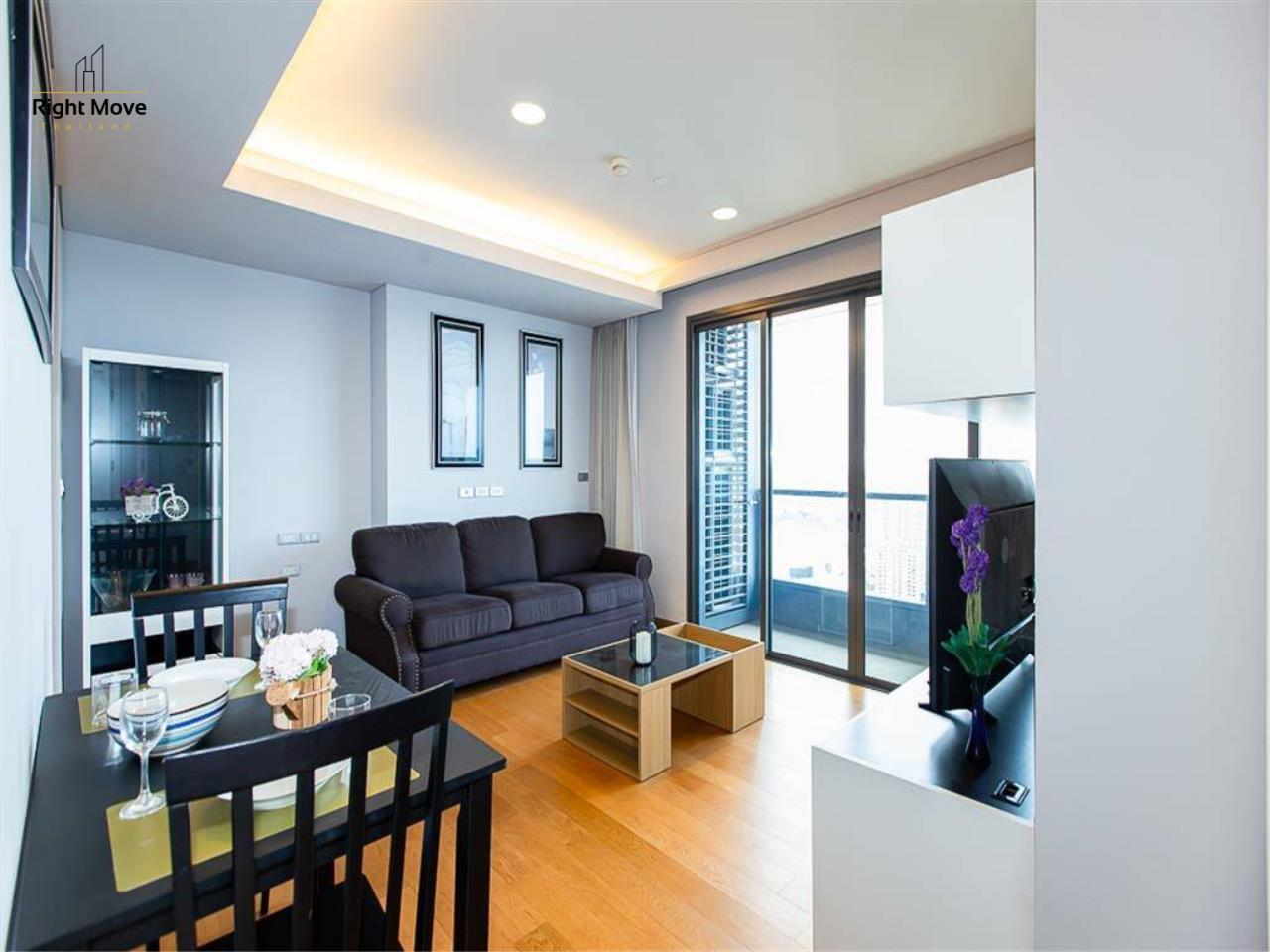 Right Move Thailand Agency's CA6668 The Lumpini 24 For Rent 60,000 THB  2 Bedrooms 55 Sqm  2
