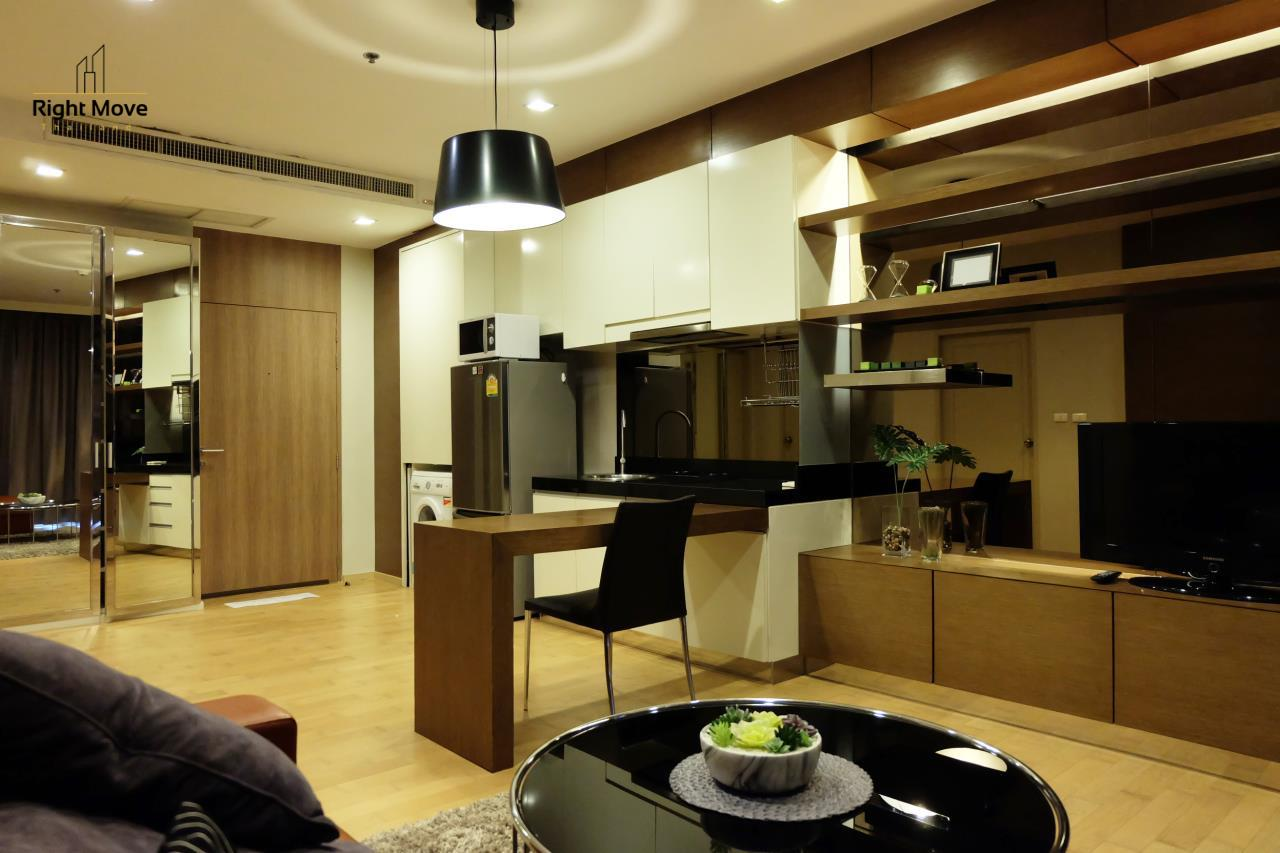 Right Move Thailand Agency's CA6770 Noble Reveal  For Rent 2 Bedrooms 74.19 Sqm 1