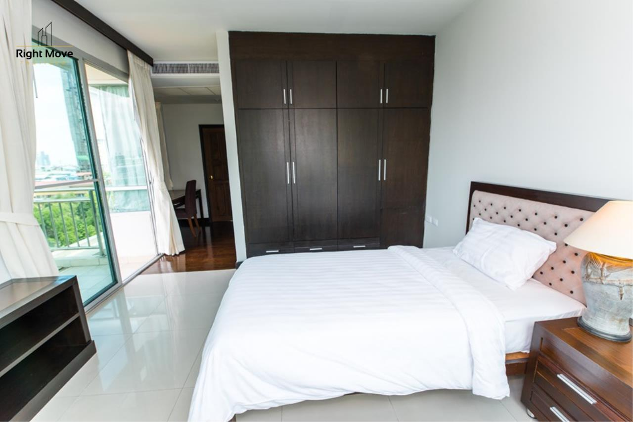 Right Move Thailand Agency's CA6833  Apartment For Rent 75,000 THB 3 Bedrooms 190 Sqm 5