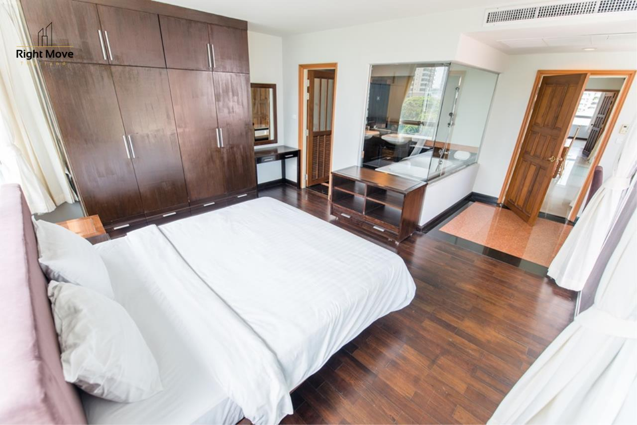 Right Move Thailand Agency's CA6833  Apartment For Rent 75,000 THB 3 Bedrooms 190 Sqm 6