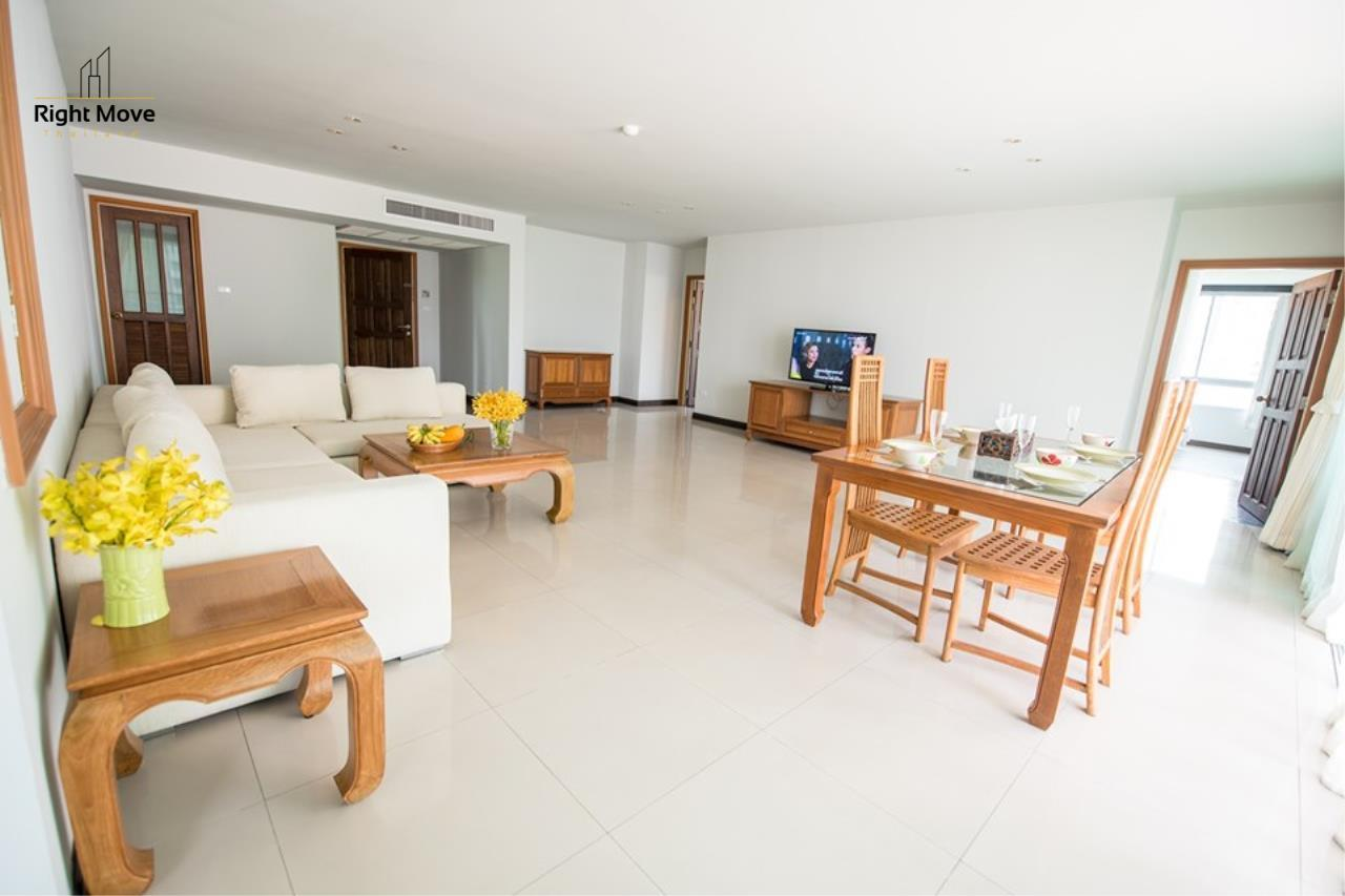 Right Move Thailand Agency's CA6833  Apartment For Rent 75,000 THB 3 Bedrooms 190 Sqm 1