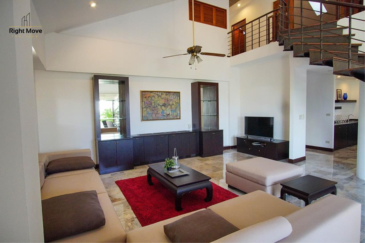 Right Move Thailand Agency's CA6836 Duplex Apartment For Rent 110,000 THB 4+1 Bedrooms 420 Sqm 3