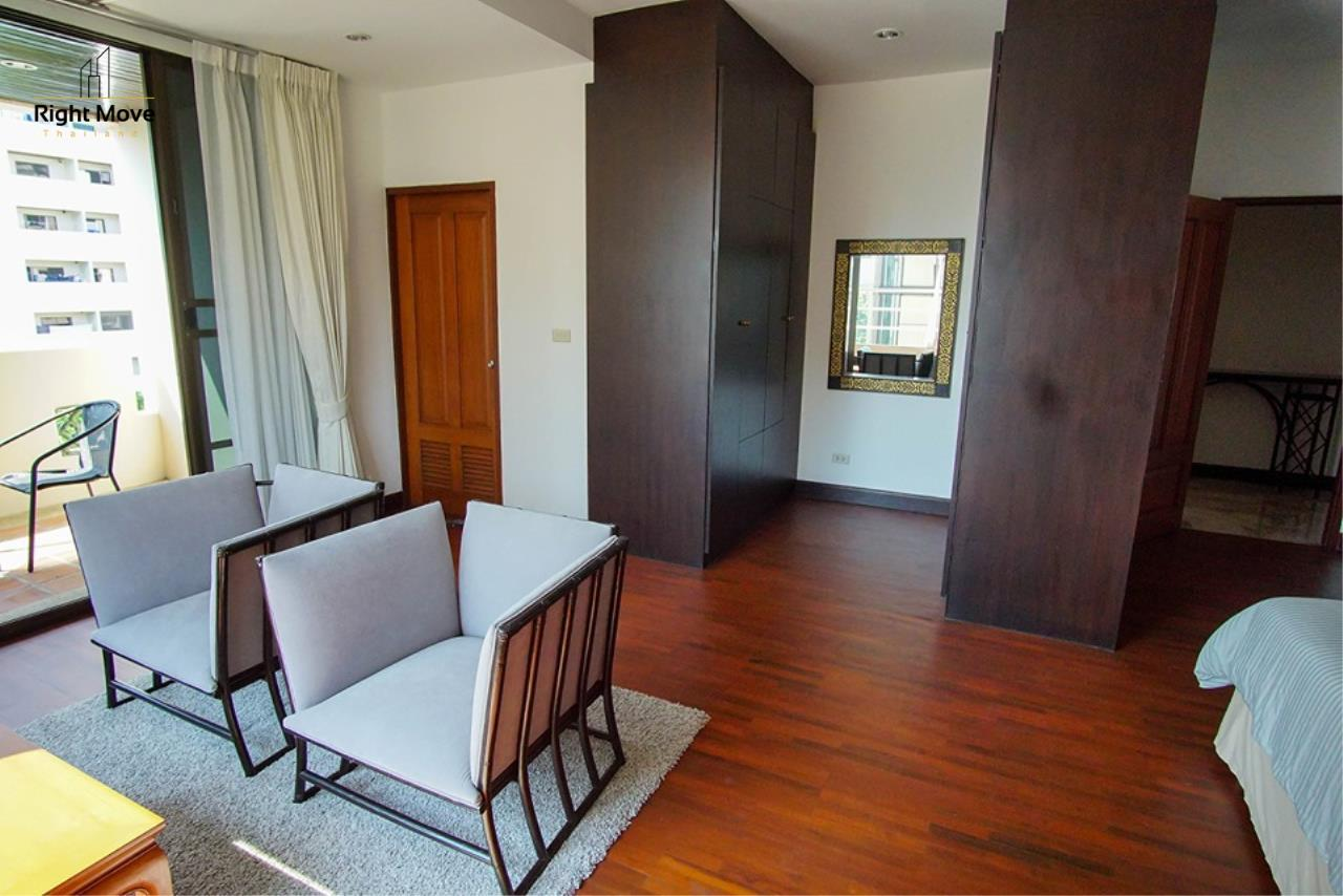 Right Move Thailand Agency's CA6836 Duplex Apartment For Rent 110,000 THB 4+1 Bedrooms 420 Sqm 7