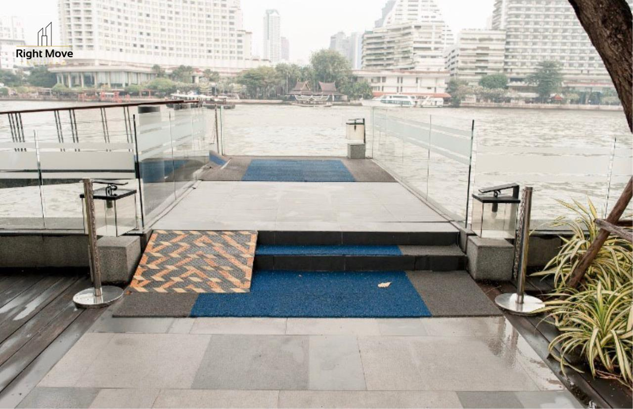 Right Move Thailand Agency's CA6976 The River For Rent 60,000THB  77 Square meters 2 Bedrooms 2 Bathrooms 16