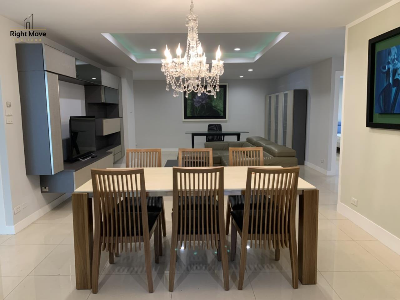 Right Move Thailand Agency's CA7083 Beverly Hills Mansion For Rent 43,000 THB 2 Bedrooms 133.95 2