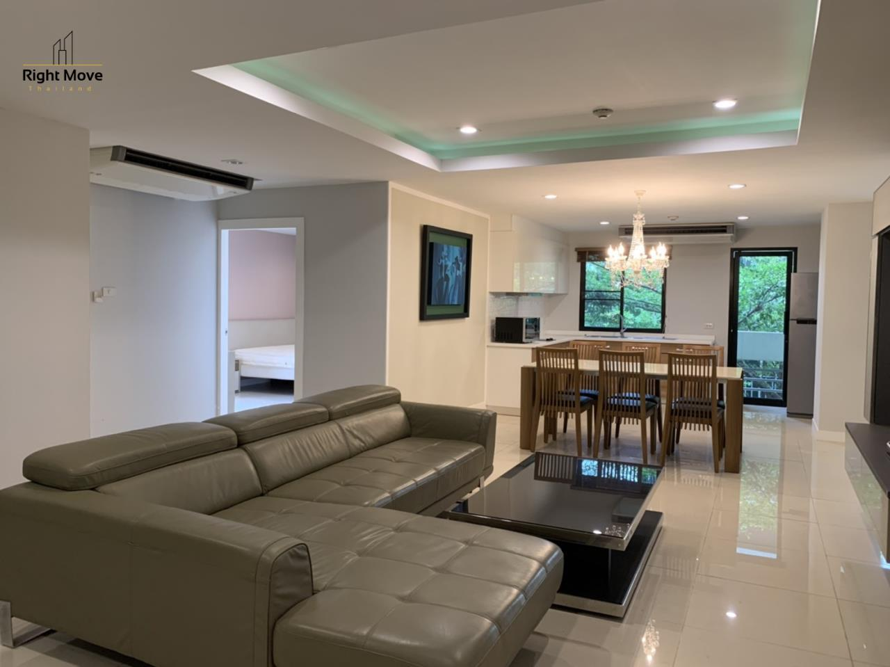 Right Move Thailand Agency's CA7083 Beverly Hills Mansion For Rent 43,000 THB 2 Bedrooms 133.95 5
