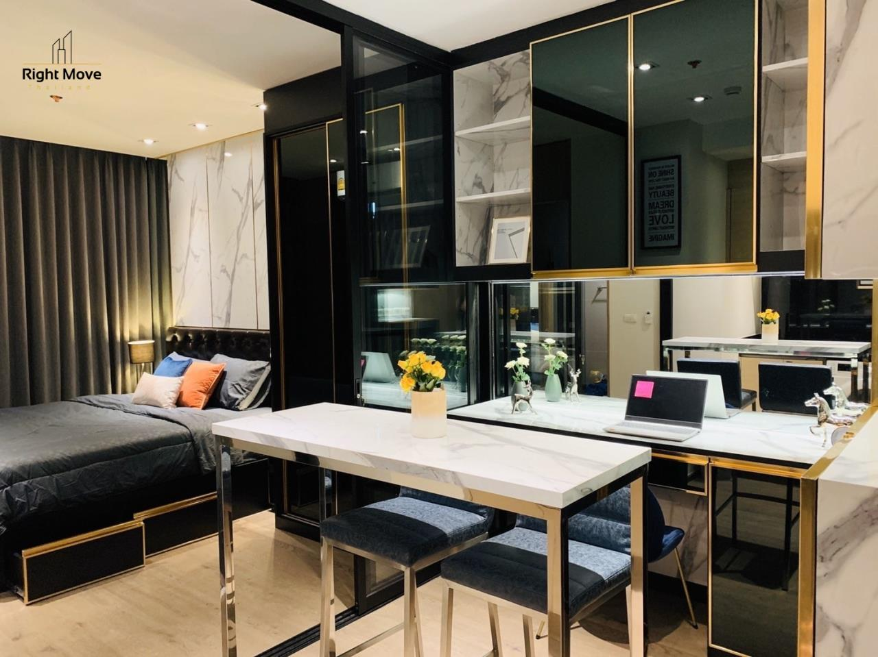 Right Move Thailand Agency's CA7096 Park 24 For Rent 26,000 THB 1 Bedroom 30 Sqm 6