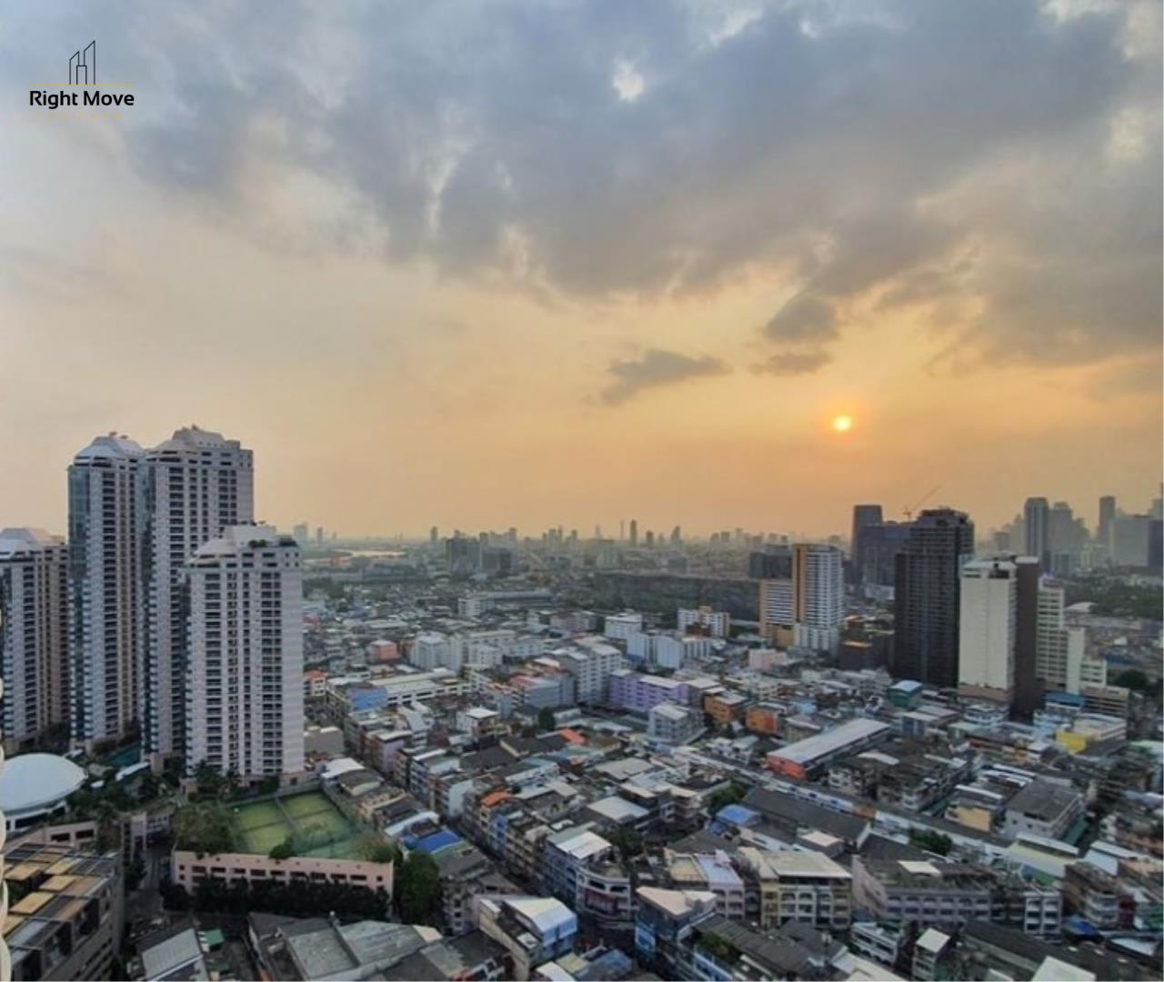 Right Move Thailand Agency's CA7096 Park 24 For Rent 26,000 THB 1 Bedroom 30 Sqm 12