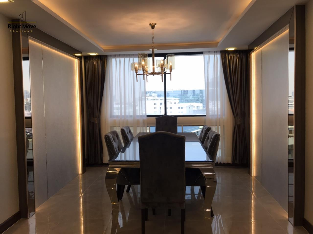 Right Move Thailand Agency's CA7286 President Park For Rent 70,000 THB - 3 Bedrooms - 223 Sqm 3