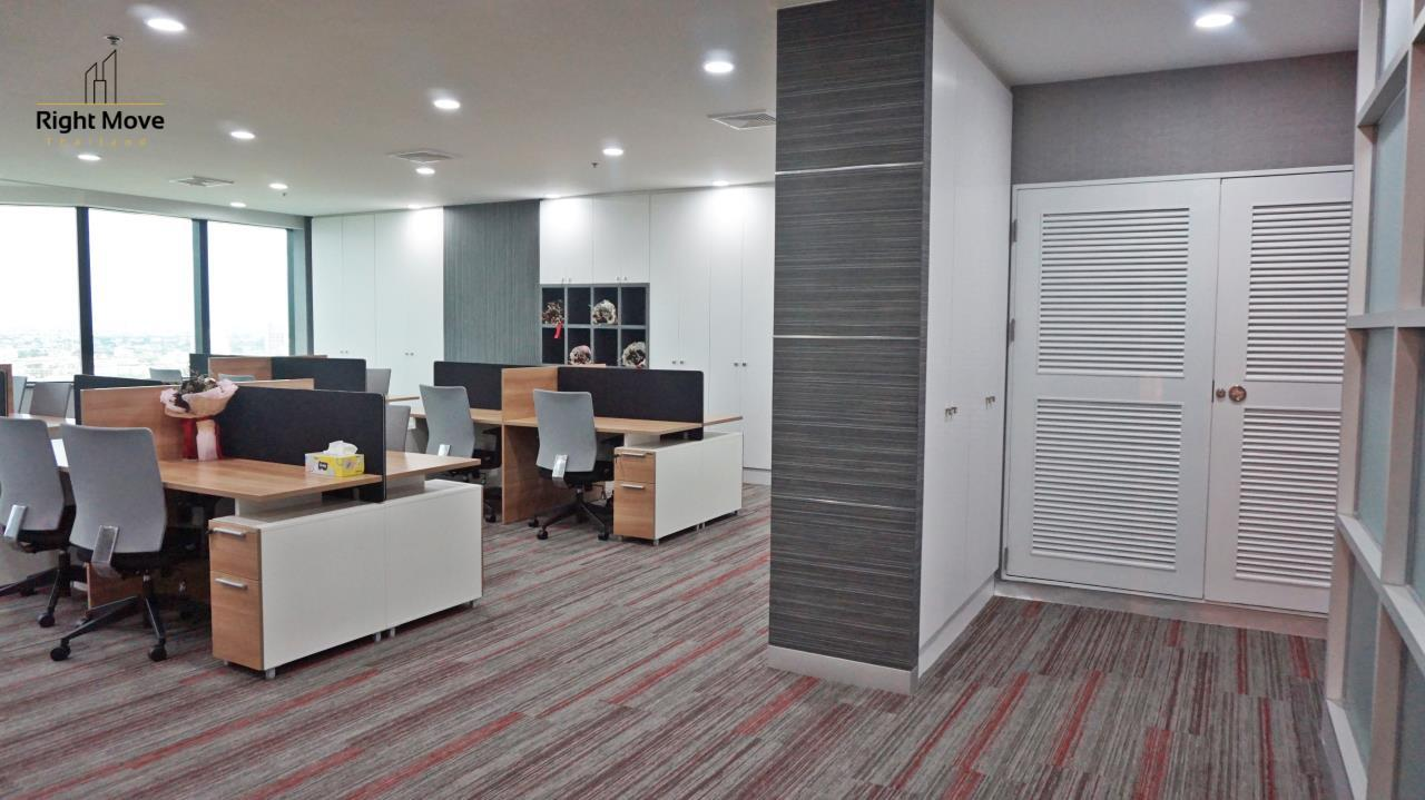 Right Move Thailand Agency's CM281 Brand New Office for Rent 260,000THB - Sale 40,000,000THB - 350 sqm. 6