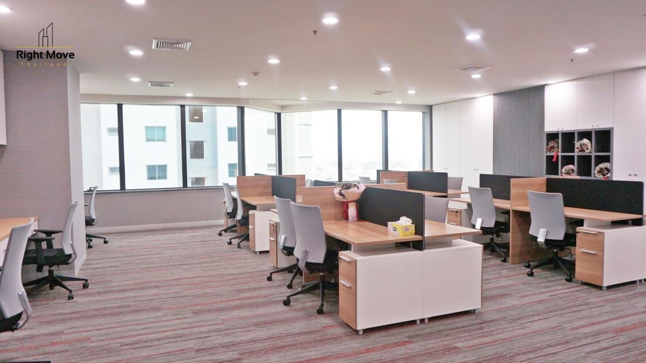 Right Move Thailand Agency's CM281 Brand New Office for Rent 260,000THB - Sale 40,000,000THB - 350 sqm. 7