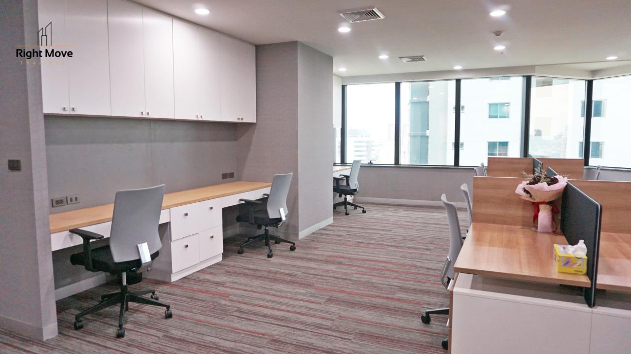 Right Move Thailand Agency's CM281 Brand New Office for Rent 260,000THB - Sale 40,000,000THB - 350 sqm. 8