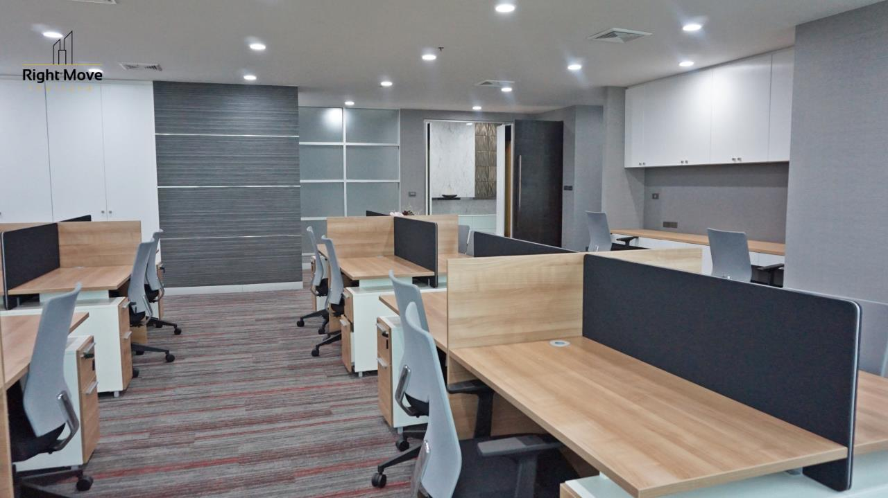 Right Move Thailand Agency's CM281 Brand New Office for Rent 260,000THB - Sale 40,000,000THB - 350 sqm. 10