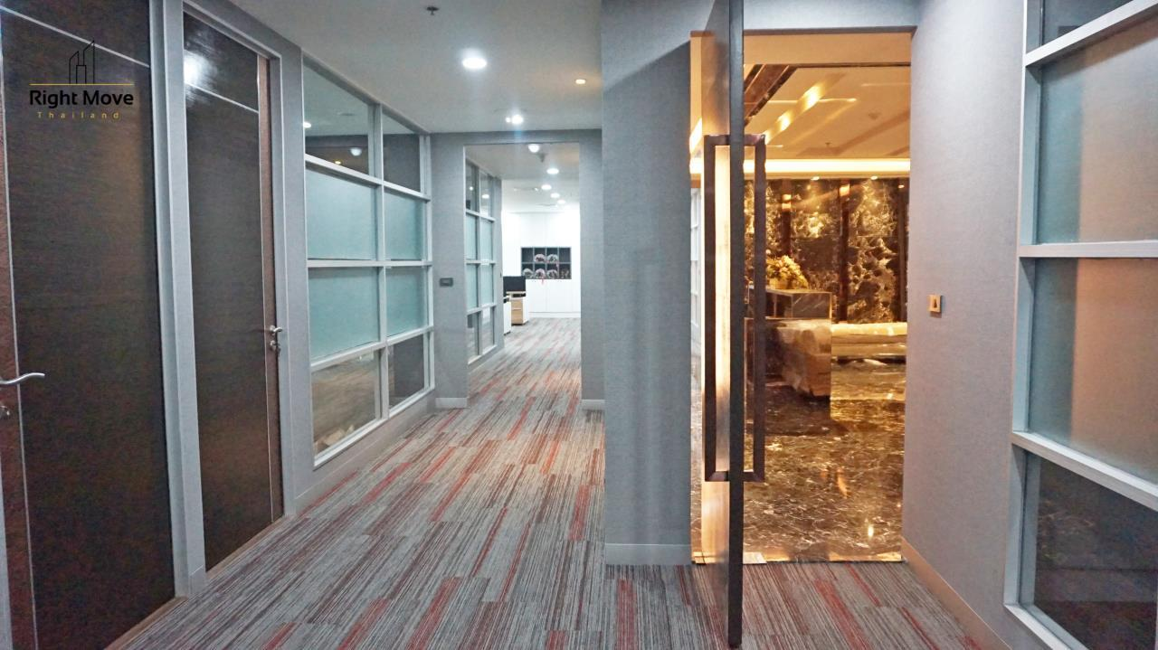 Right Move Thailand Agency's CM281 Brand New Office for Rent 260,000THB - Sale 40,000,000THB - 350 sqm. 25