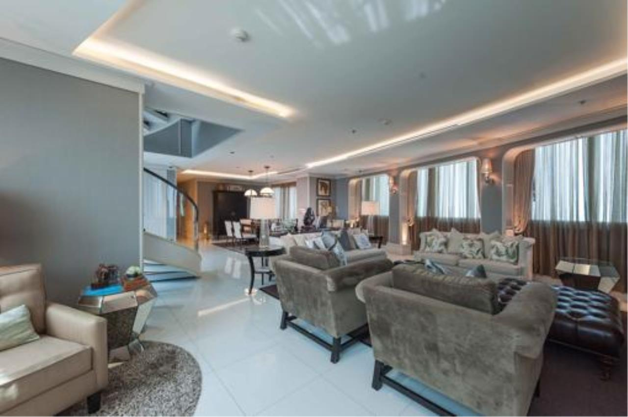 Right Move Thailand Agency's Stunning Duplex Penthouse High-end Condominium For Sale 1