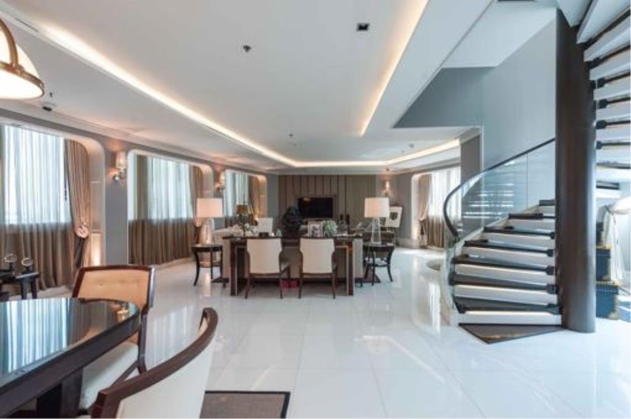 Right Move Thailand Agency's Stunning Duplex Penthouse High-end Condominium For Sale 2