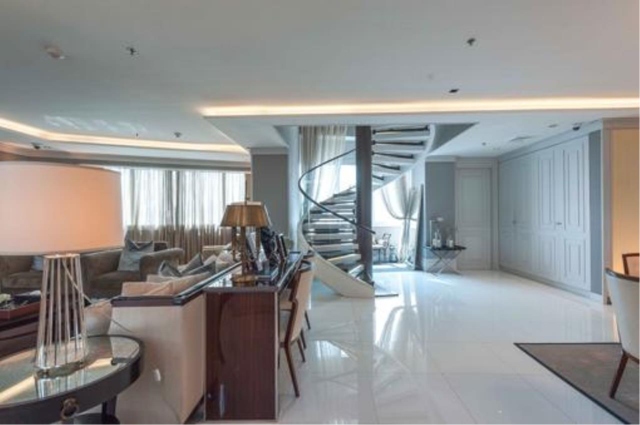 Right Move Thailand Agency's Stunning Duplex Penthouse High-end Condominium For Sale 4