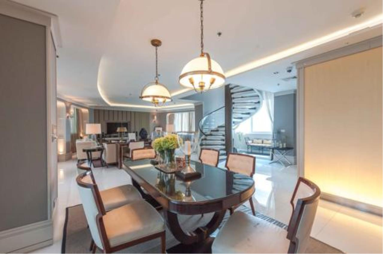 Right Move Thailand Agency's Stunning Duplex Penthouse High-end Condominium For Sale 7