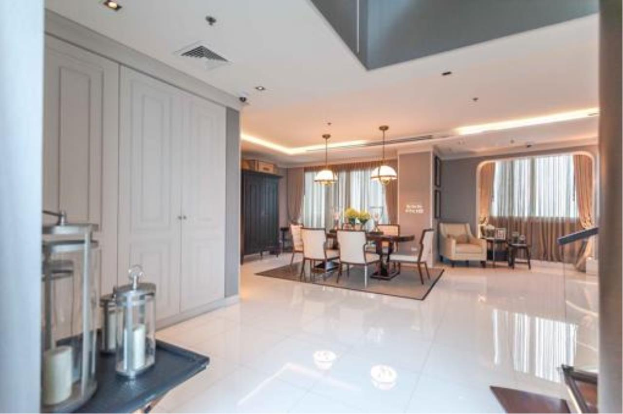 Right Move Thailand Agency's Stunning Duplex Penthouse High-end Condominium For Sale 13