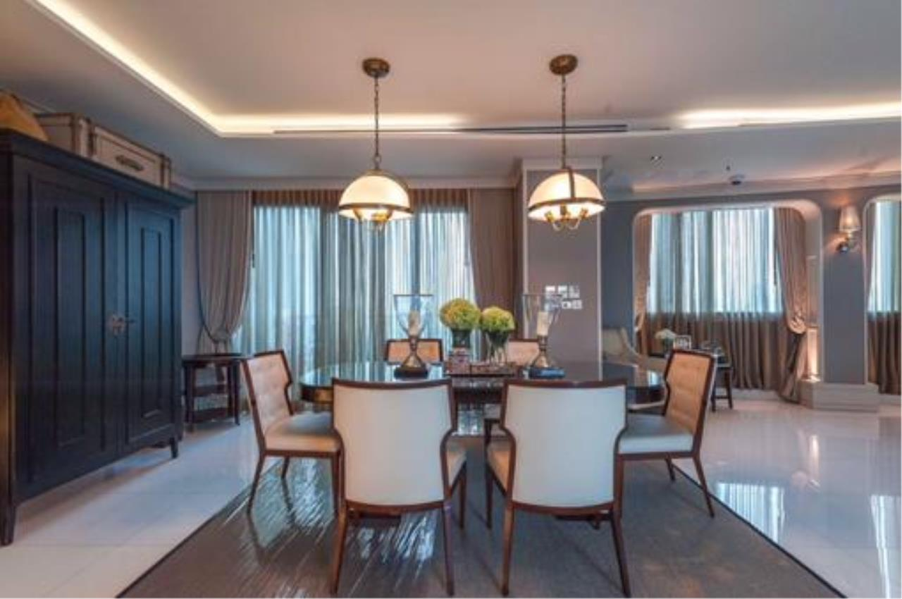 Right Move Thailand Agency's Stunning Duplex Penthouse High-end Condominium For Sale 15