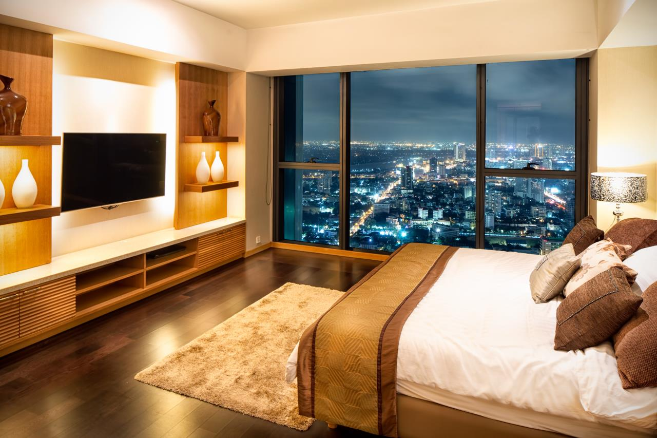 Right Move Thailand Agency's CS2103 The Met Penthouse For Sale and rent - 4 Bedrooms - 545 Sqm - Private Pool 7