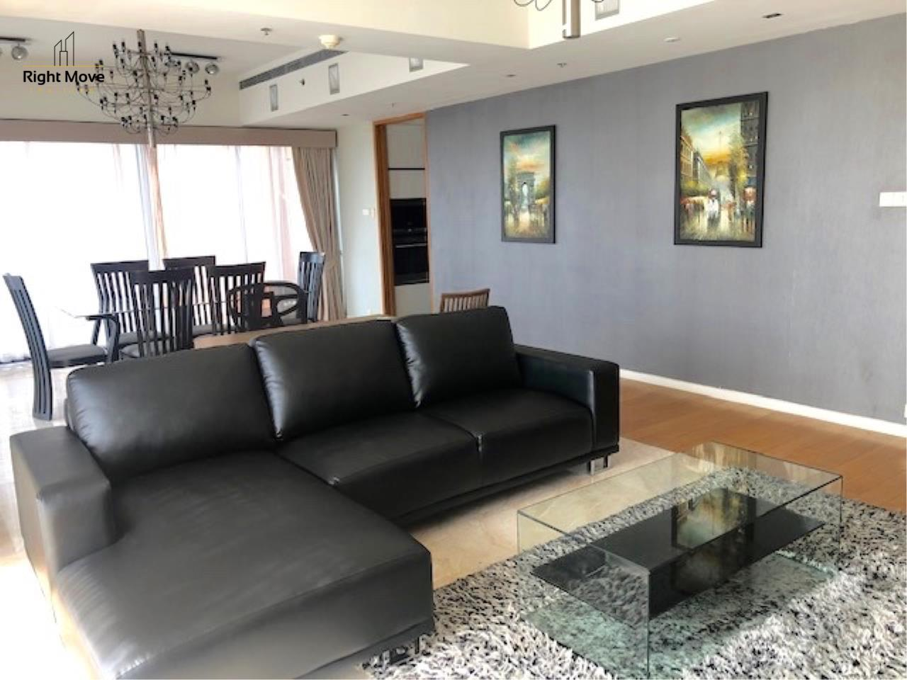 Right Move Thailand Agency's CS2612 The Met Condominium For Sale 40,000,000 THB - 3 Bedrooms - 228 Sqm - Private Pool 4