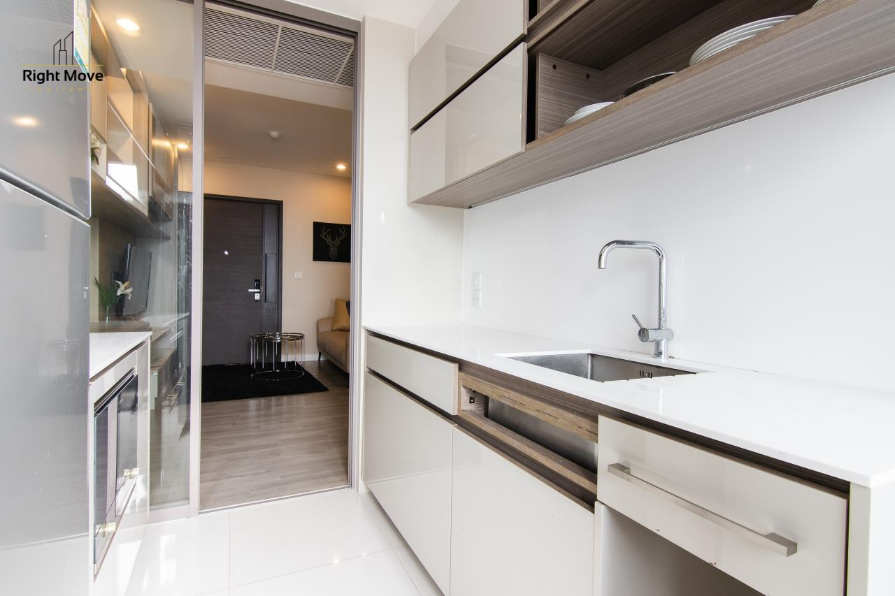 Right Move Thailand Agency's CS2657 The Room Rama 4 - For Sale 7,290,000 THB 1 Bedroom  7