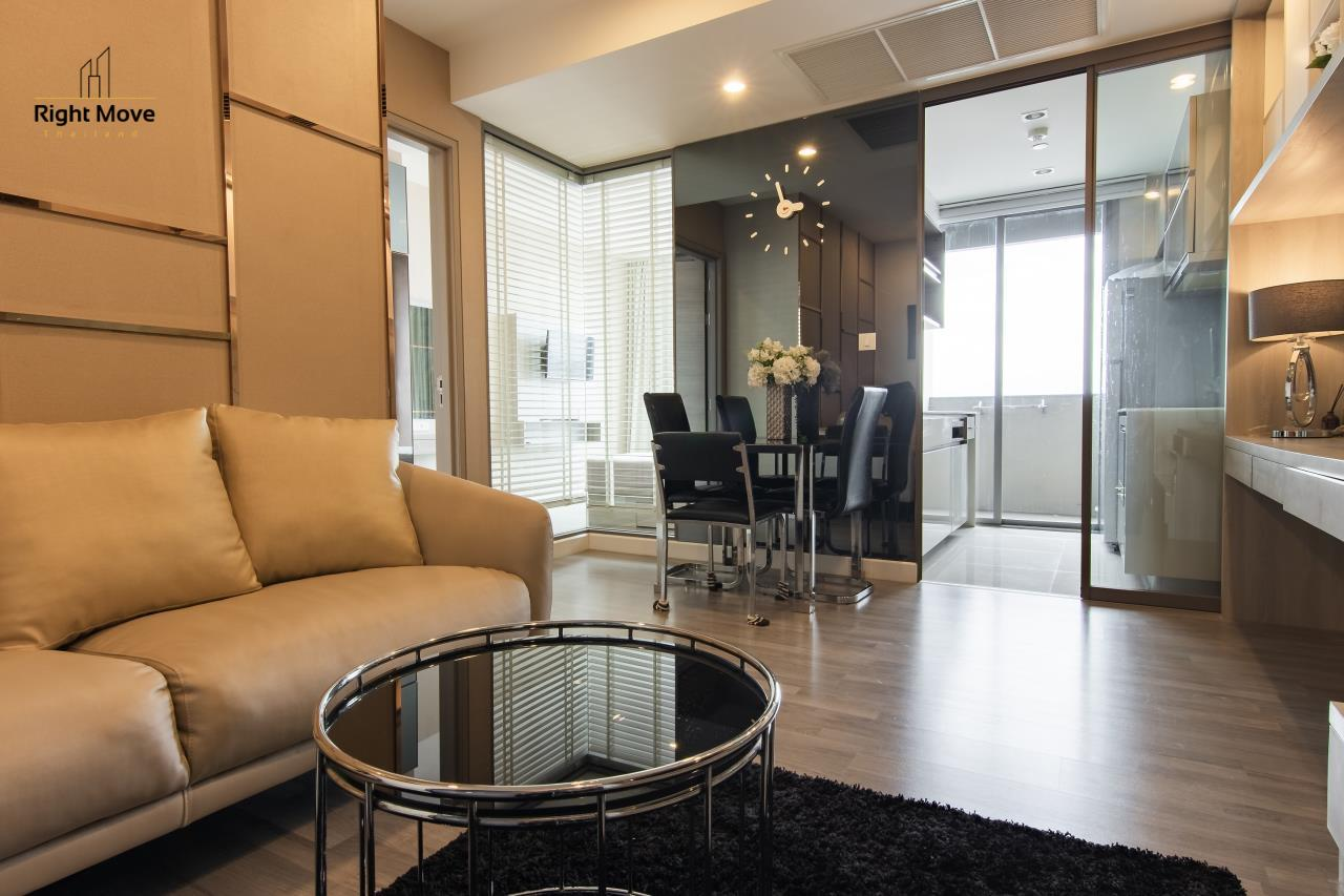 Right Move Thailand Agency's CS2657 The Room Rama 4 - For Sale 7,290,000 THB 1 Bedroom  3