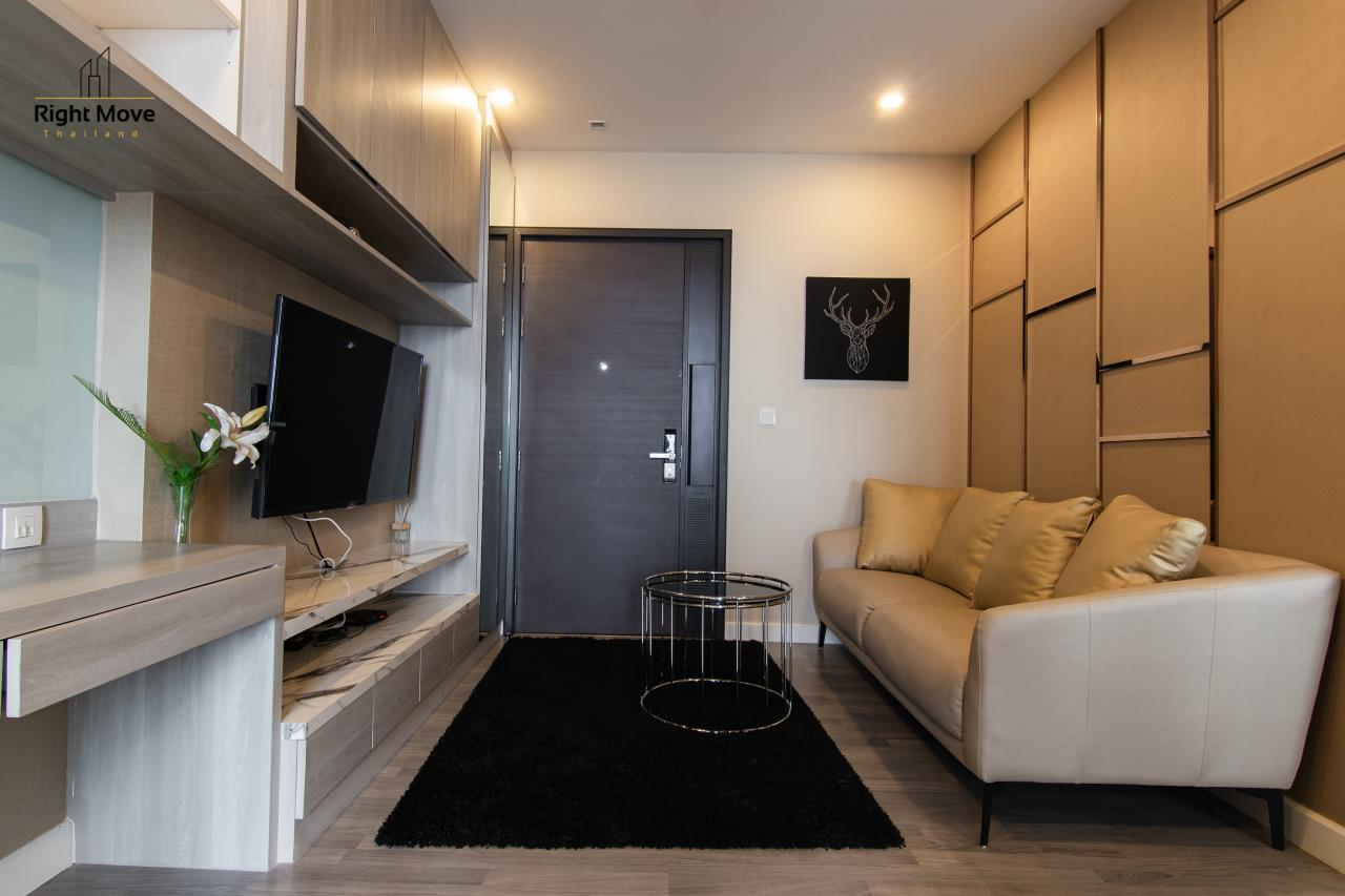 Right Move Thailand Agency's CS2657 The Room Rama 4 - For Sale 7,290,000 THB 1 Bedroom  2