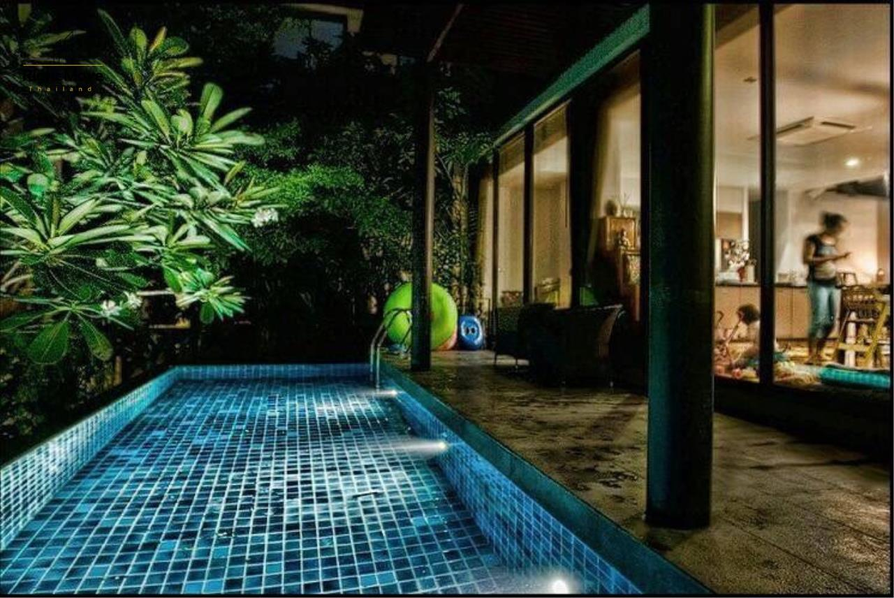Right Move Thailand Agency's HR1017 House For Rent 170,000 THB 4 Bedrooms 400 Sqm 10