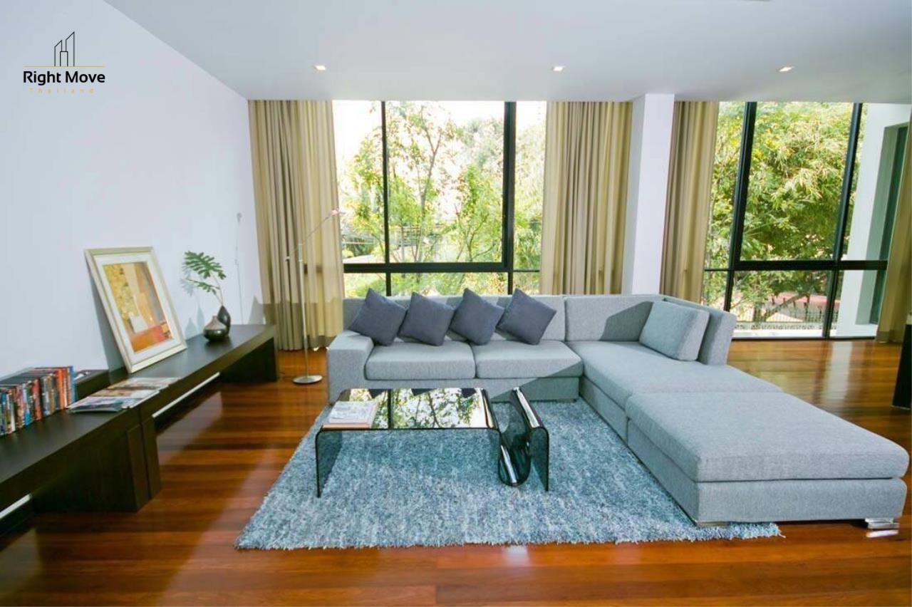 Right Move Thailand Agency's HR1017 House For Rent 170,000 THB 4 Bedrooms 400 Sqm 1
