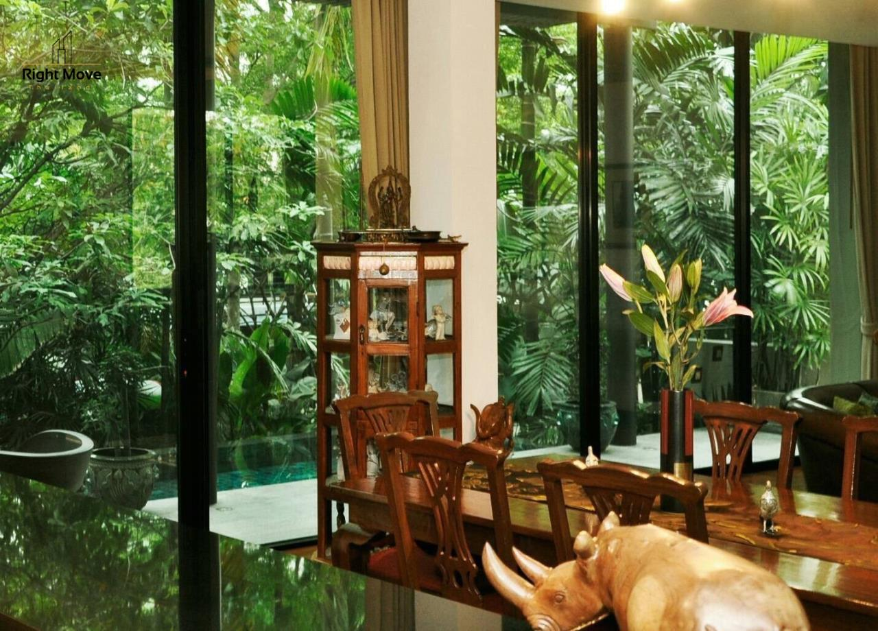 Right Move Thailand Agency's HR1017 House For Rent 170,000 THB 4 Bedrooms 400 Sqm 4