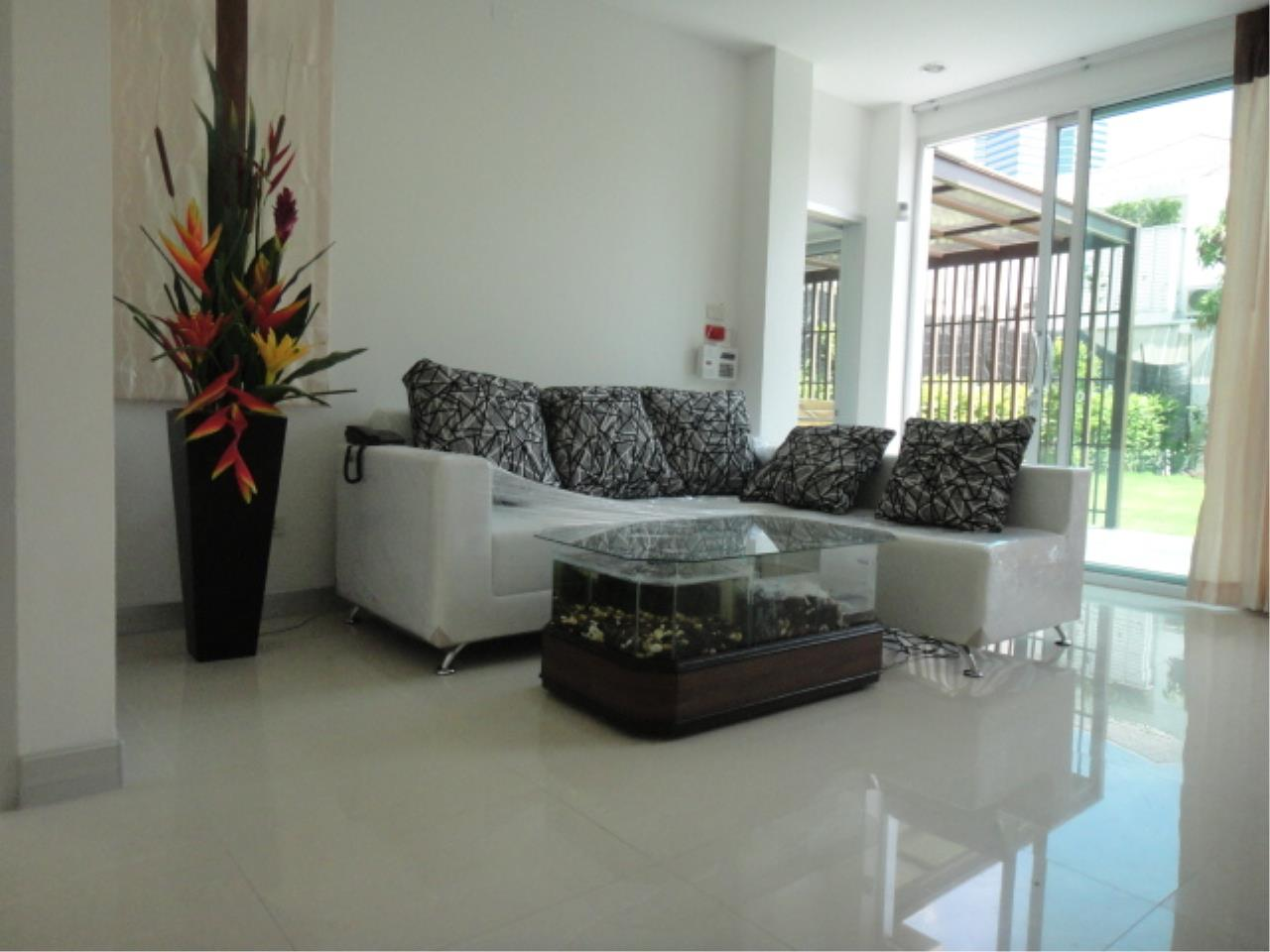 Right Move Thailand Agency's HR207 Single House 3 Storey 100 Sqw/ 315 Sqm For Rent 130,000 THB  3