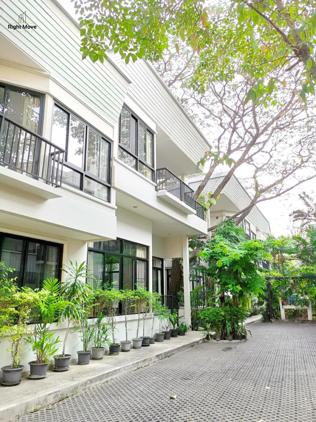 Right Move Thailand Agency's HR259 Veranda Ville house for rent - 120,000THB - 4 Bedrooms - 350 sqm. 1