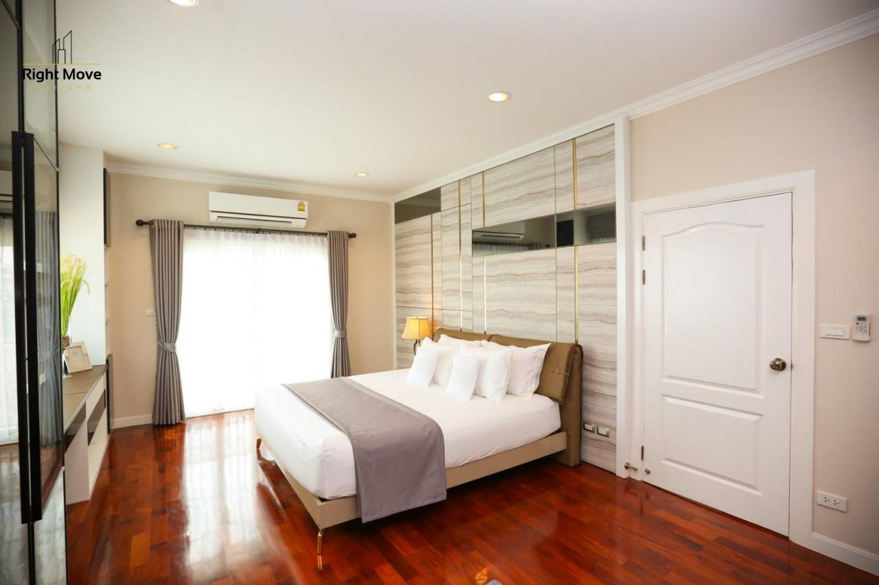 Right Move Thailand Agency's HR275 House For Rent 130,000 THB 4 Bedrooms 350 Sqm 9