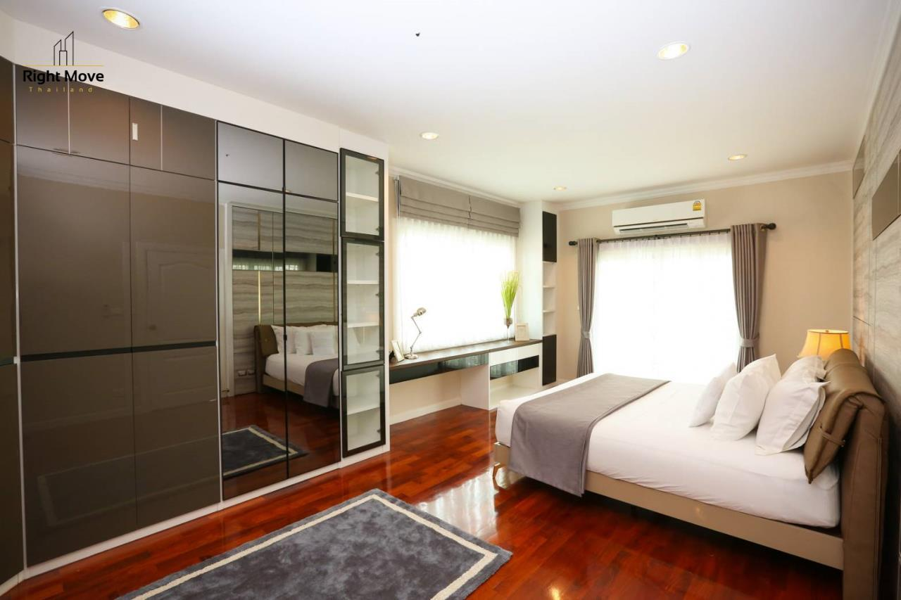 Right Move Thailand Agency's HR275 House For Rent 130,000 THB 4 Bedrooms 350 Sqm 15