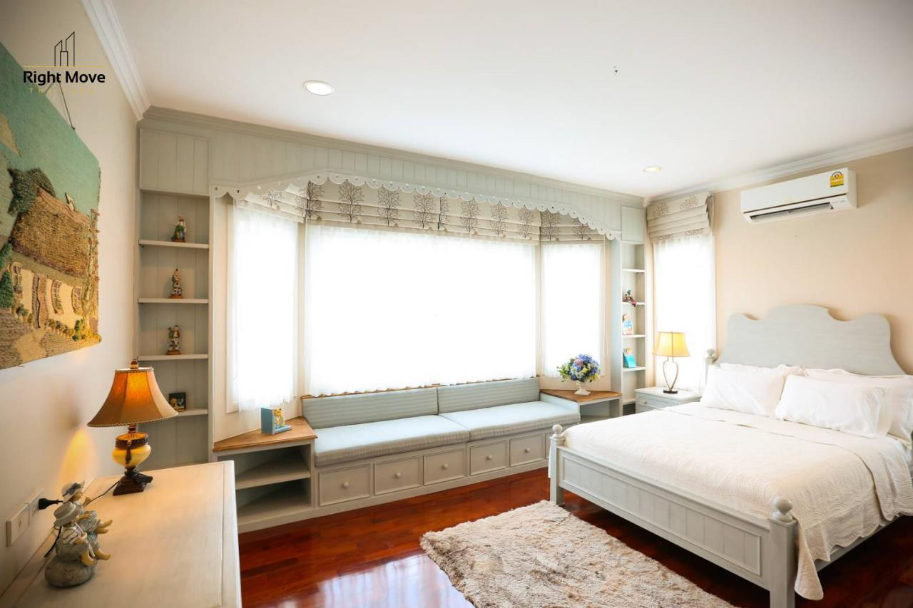 Right Move Thailand Agency's HR275 House For Rent 130,000 THB 4 Bedrooms 350 Sqm 13