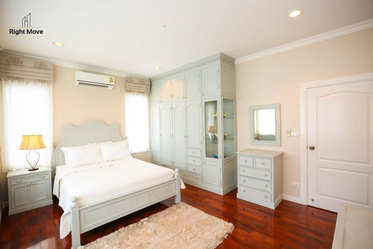 Right Move Thailand Agency's HR275 House For Rent 130,000 THB 4 Bedrooms 350 Sqm 14