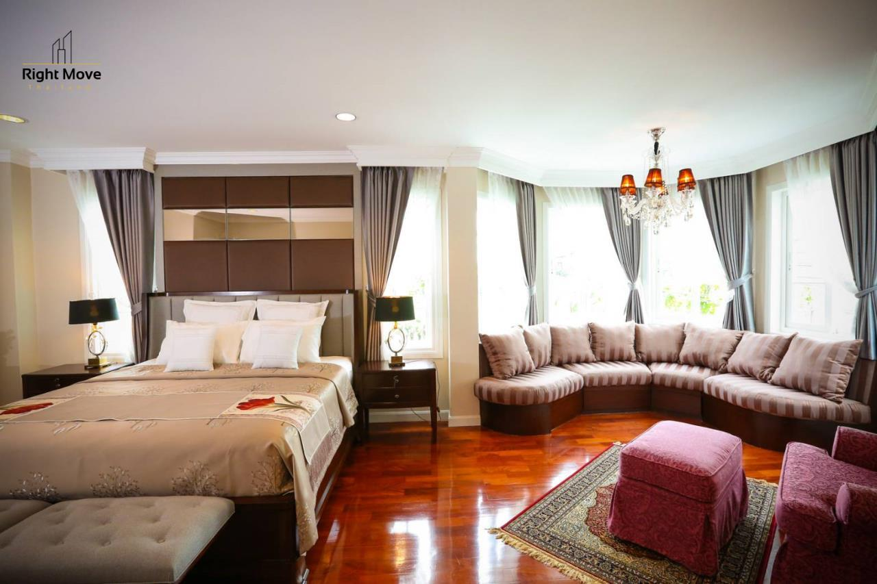 Right Move Thailand Agency's HR275 House For Rent 130,000 THB 4 Bedrooms 350 Sqm 12