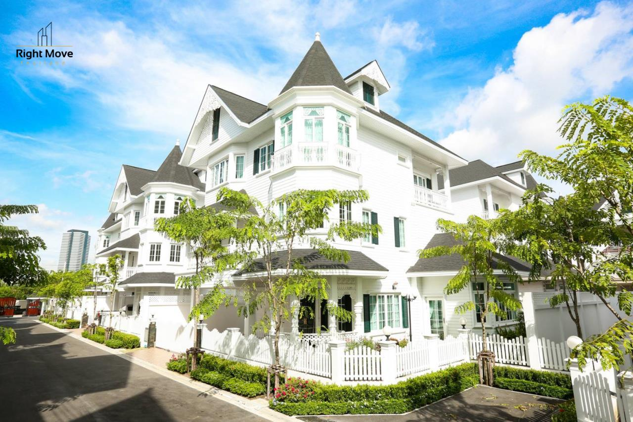Right Move Thailand Agency's HR275 House For Rent 130,000 THB 4 Bedrooms 350 Sqm 1