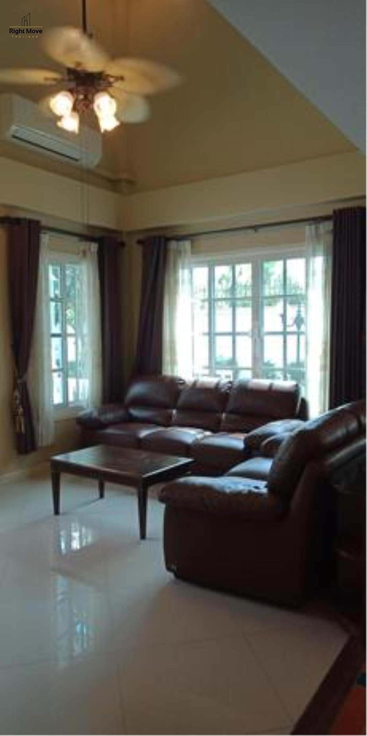 Right Move Thailand Agency's HR278 House For Rent 100,000 THB 3+1 Bedrooms 4 280 Sqm  24