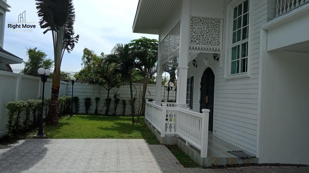 Right Move Thailand Agency's HR278 House For Rent 100,000 THB 3+1 Bedrooms 4 280 Sqm  1