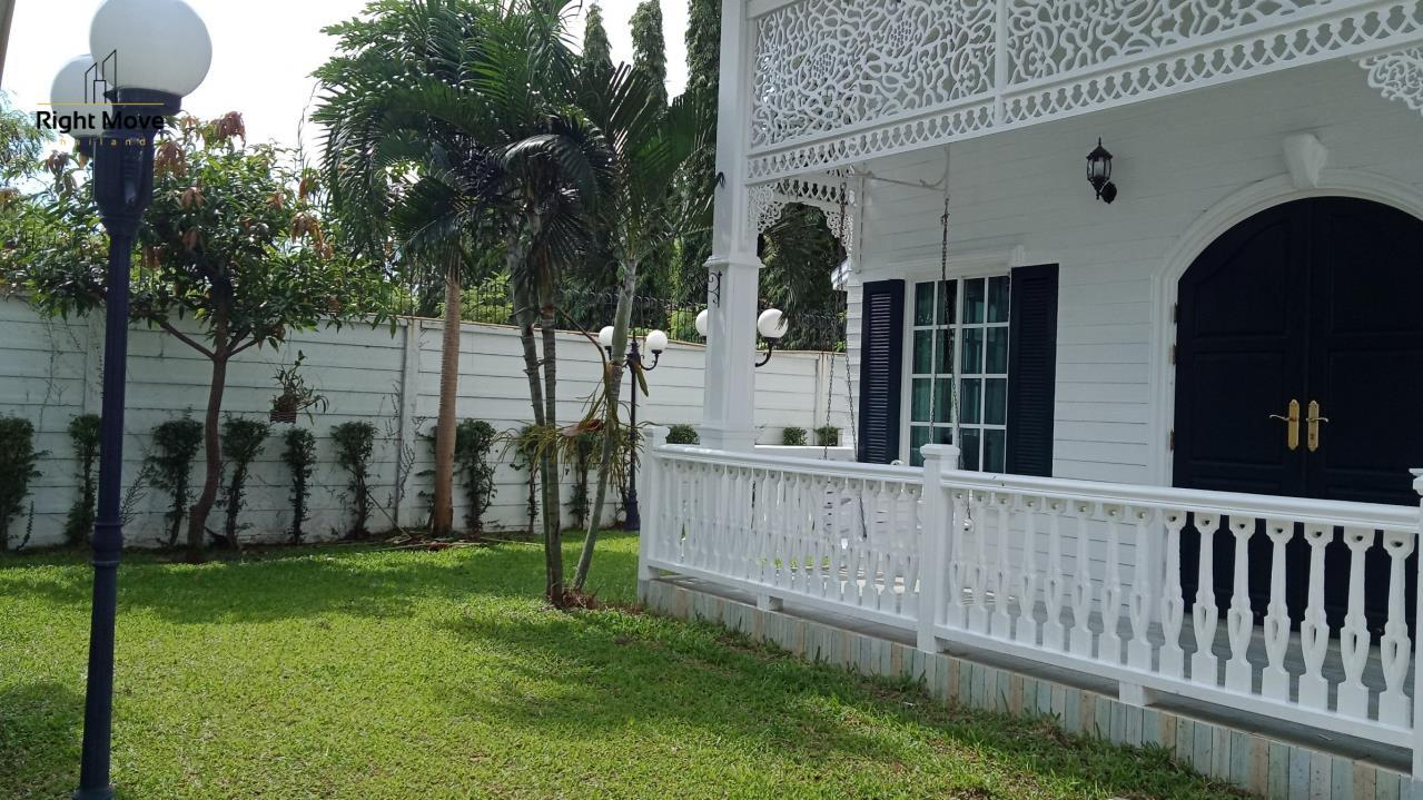 Right Move Thailand Agency's HR278 House For Rent 100,000 THB 3+1 Bedrooms 4 280 Sqm  2