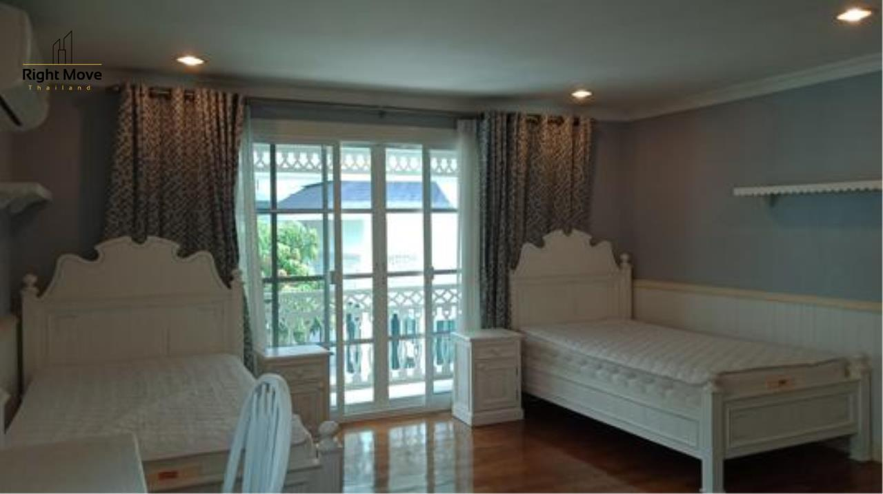 Right Move Thailand Agency's HR278 House For Rent 100,000 THB 3+1 Bedrooms 4 280 Sqm  19